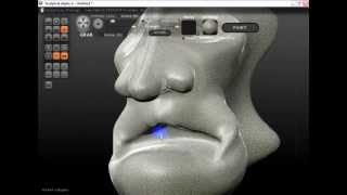 Tutorial base Sculptris Alpha 6 ITA