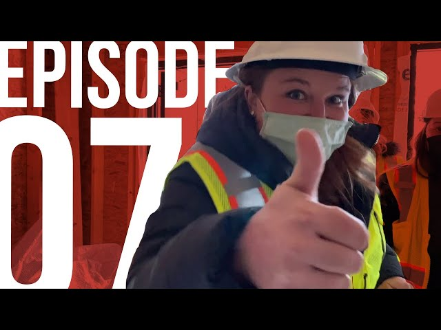 Episode 07 | Mosaic Hard Hat Tour & Giving Hearts Day ❤️