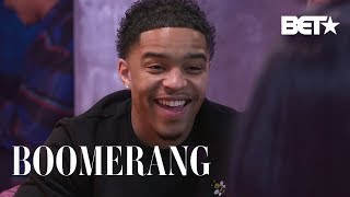 "Taylor Girlz, Justin Combs, Reginae Carter & King Keraun Play ""21 Questions"" 