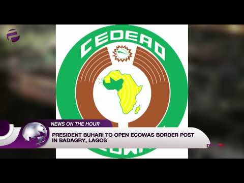 President Buhari To Open Ecowas Border Post In Badagry, Lagos