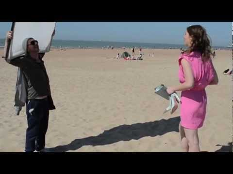 GAEL FEELING Making of  Shooting Amber Anderson