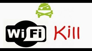 Gambar cover How to use wifi kill(android)