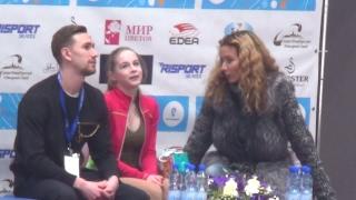 2017 Russian Jr Nationals - Daria Panenkova SP