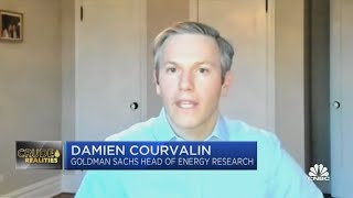 Goldman Sachs's Damien Courvalin on oil prices and fuel demand