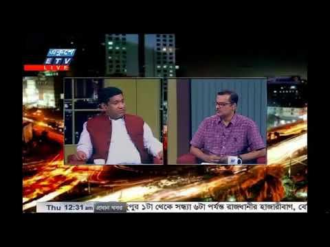 Humanity Crisis in Myanmar-Arifur Rahman Dolon on Ekushey TV live