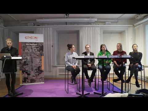 Paneldebatt om Sveriges feministiska utrikespolitik