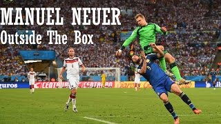 MANUEL NEUER ● Outside The Box | 1080p-60 (HD)