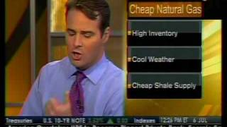 In-Depth Look - Cheap Natural Gas - Bloomberg