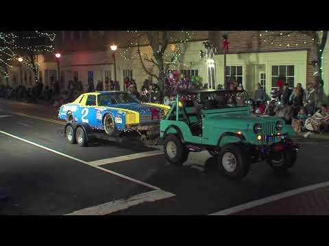 Kannapolis Christmas Parade 2017