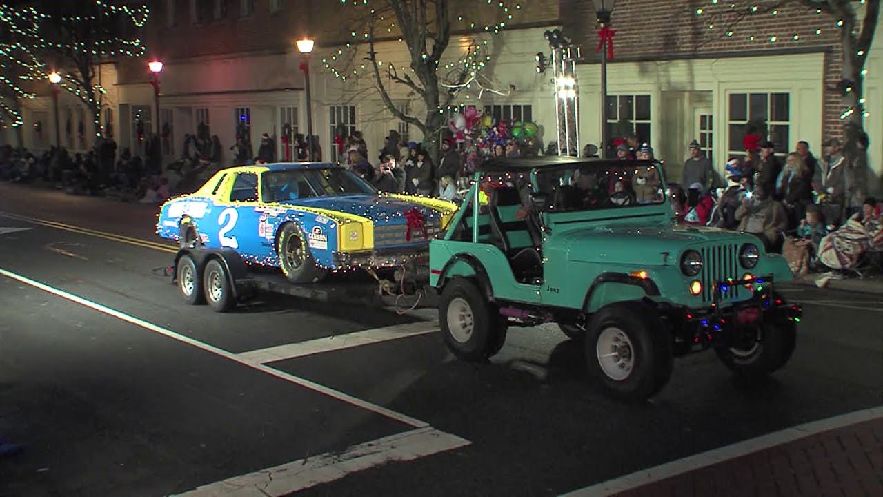 Salisbury Jaycees Christmas Parade 2021 Kannapolis Christmas Parade 2017 Youtube