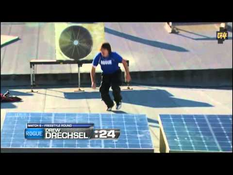 American Ninja Warrior Audition Tape - Drew Drechsel