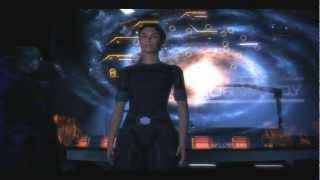 Mass Effect Complete Walkthrough - Renegade - Part 2 - Citadel