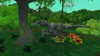 Zoo tycoon 2 Extinct Animals Amazon Reserve