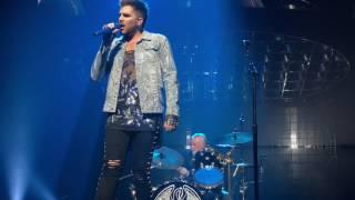 Queen & Adam Lambert - Under Pressure - Boston Garden - 7.25.17