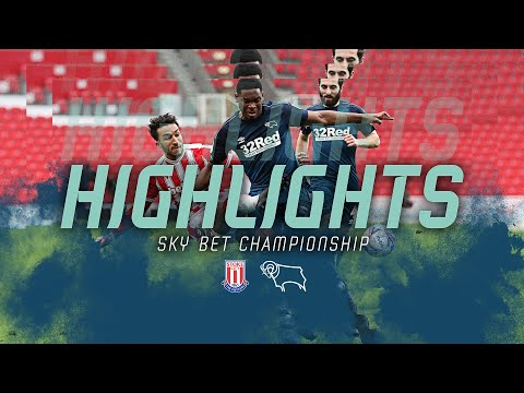Stoke Derby Goals And Highlights