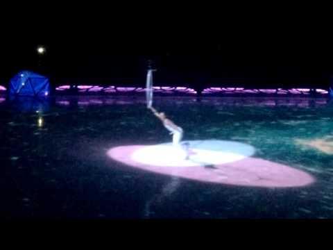 ледовое шоу снежный король 2 красиво