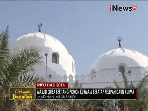 Masjid Quba, Masjid pertama yang dibangun Nabi Muhammad SAW - iNews Pagi 05/09