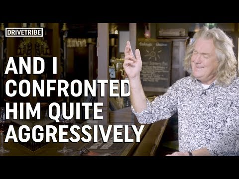 James May lists everywhere he's been fired from