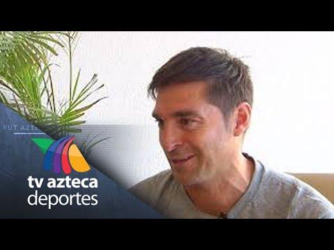 Diego Alonso en exclusiva para Azteca Deportes