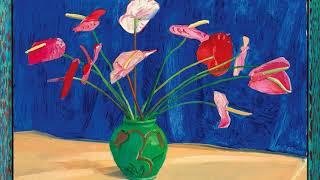 데이비드 호크니 (꽃과 정물화)