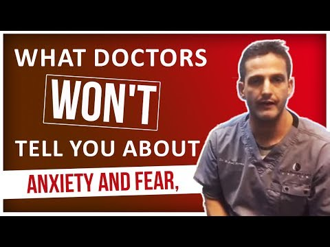 Adrenal Fatigue, Anxiety, Fear, Cortisol, What You Need To Know That Doctors Won't tell You
