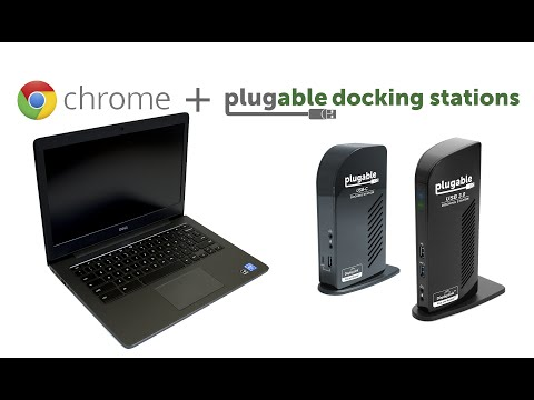 Chrome OS & Plugable Docking Station Compatibility