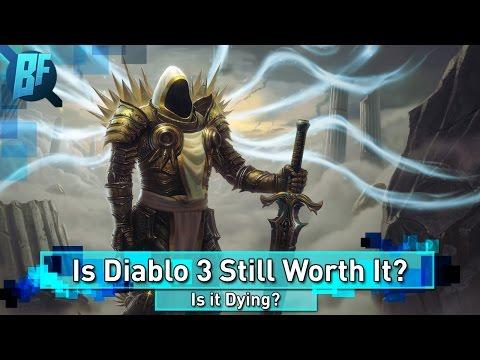 Is Diablo 3 Dead? Is Diablo 3 Still Worth Buying?