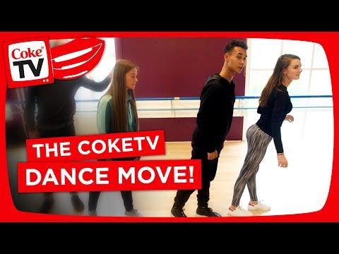 Kan Anna Briand og Laura Keil danse et Coke Move? CokeTV Danmark!