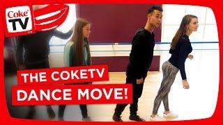 Kan Anna Briand og Laura Keil danse et Coke Move CokeTV Danmark