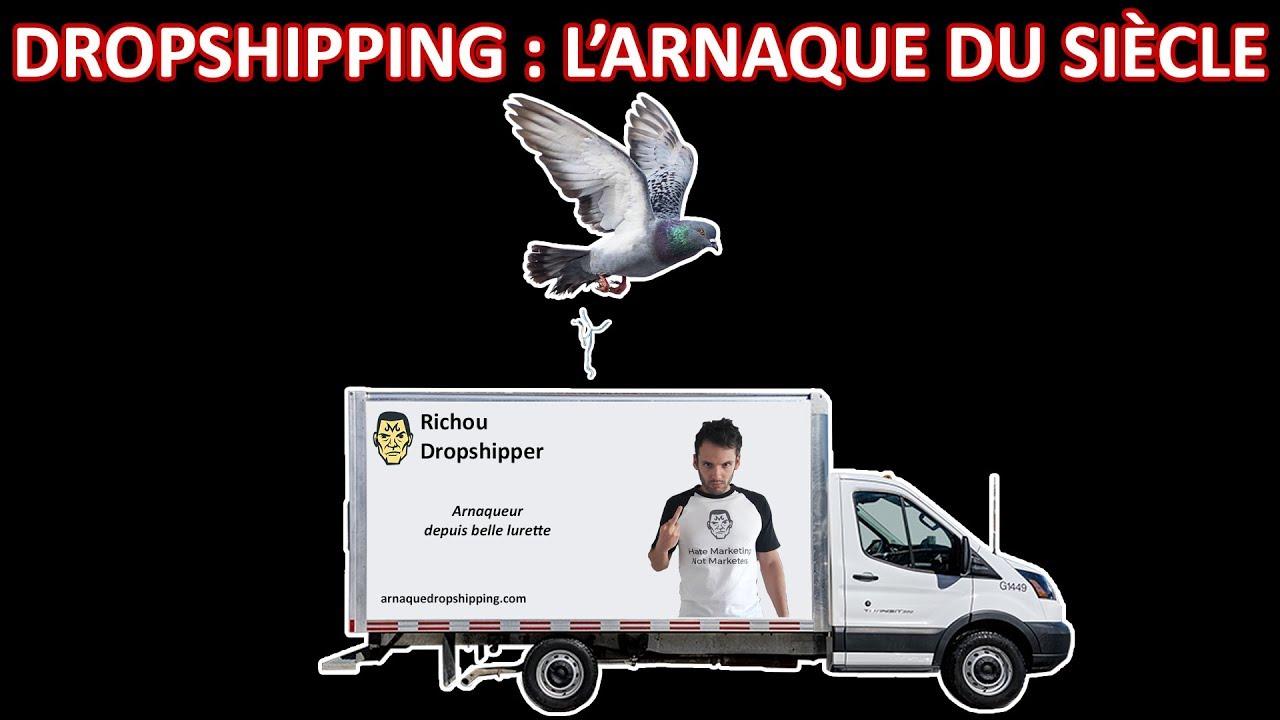 DROPSHIPPING Aliexpress : l'ARNAQUE du siècle ?! Marketing