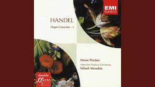 Organ Concerto No. 7 in B Flat, Op.7 (1998 - Remaster) : V. Organo ad libitum (Adagio)