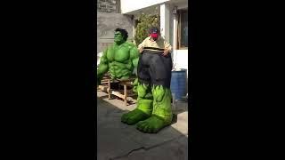Hulk versión plus (armado)