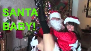 Kammy Burnett - SANTA BABY PARODY (Official Music Video)