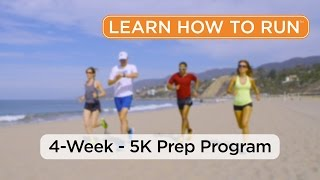 5K Prep - Program Overview