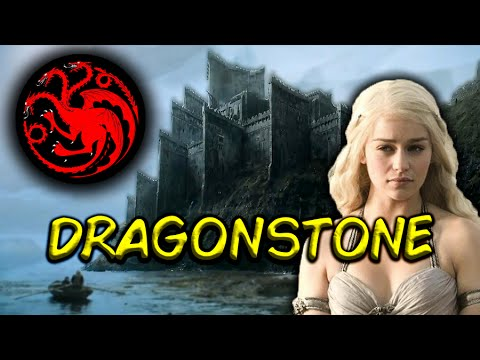 The Old Targaryen Fortress... (Game of Thrones)