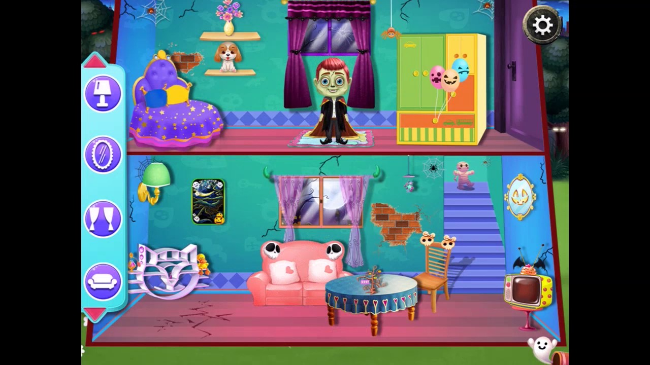 halloween room decoration halloween room decoration games by gameiva