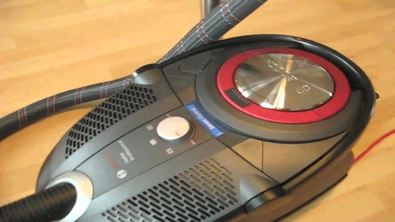 Bosch Roxx's Staubsauger Home Professional - YouTube