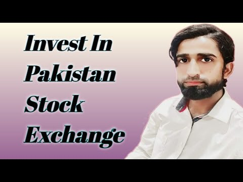 invest in pakistan stock exchange