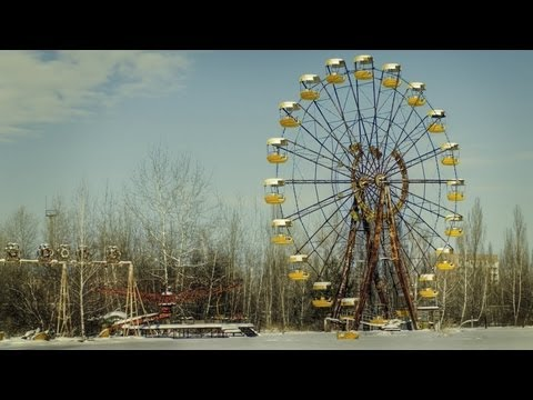 Chernobyl - Before and after the accident