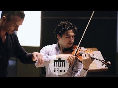 Erik Schumann - Brahms: Violin Concerto & Double Concerto (Trailer)