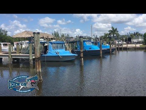 Snapper Fishing Florida - Captiva Pass Grouper Fishing - Flats Fishing Redfish - Chew On This