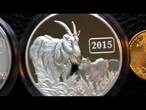 Tokelau lunar series coin update & some Au and Ag coin additions!