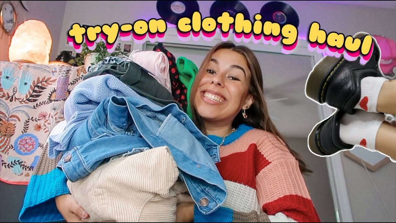 [VIDEO] - ~SPICY~ WINTER CLOTHING HAUL (TRY-ON) 2019 2