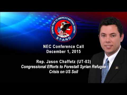 Conversation with Congressman Jason Chaffetz (UT-03)