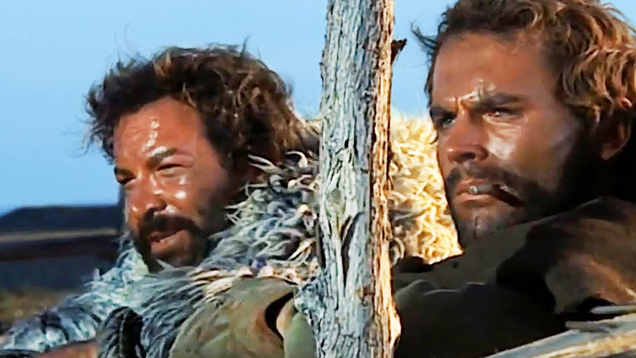 Download WESTERN MOVIE: Trinity Rides Again [Full Length] [Bud Spencer & Terence Hill] - ENGLISH