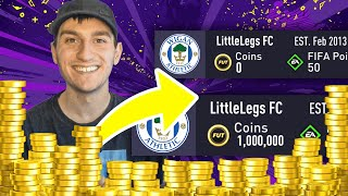 10 EASY WAYS TO MAKE COINS IN FIFA 21!