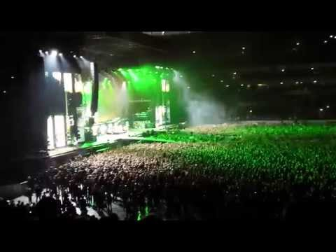 Metallica Live The Best - Warszawa 11.07.2014 Stadion Narodowy