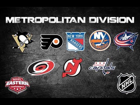 NHL: Unprotected METROPOLITAN Division Players (Expansion 2017)