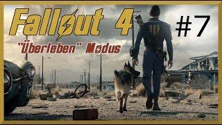SURVIVE FALLOUT 4 - Überlebens-Modus - #07 - Fiese Ratten, Fiese Falle