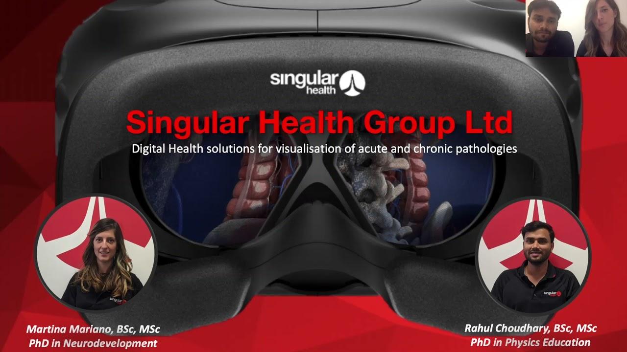 Round 1 2021 iPREP Biodesign: Singular Health